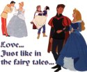 keywords: love just like in the fairy tales snow white sleeping beauty aurora cinderella price charming phillip